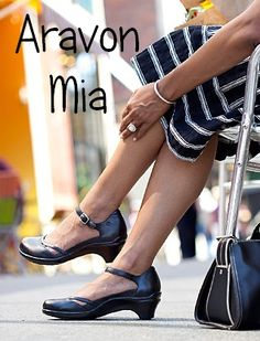 Comfortable Shoes for Narrow Heels, Wider Forefoot | sounds like something for me to check out...