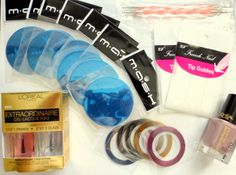 Win these beautiful nail art tools via La Vie en May and you'll never have to struggle with nail art again! ENDS 4/15 Open Internationally! #giveaway