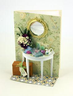 Botanical Dressing Table