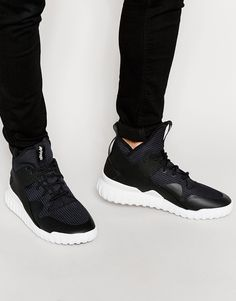 b6f88e378ef7 adidas Originals Tubular X Mid Trainers S77843 at asos.com