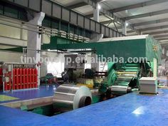 Four Rollers Aluminium Foil Rolling Mill Machine for Sales