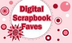 Resource for Freebies for Digital Scrapbooking  www.digitalscrapbookfaves.com