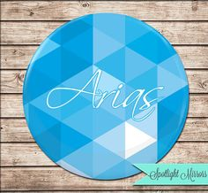 Personalized Gift For Bridesmaids Compact Mirror by SpotlightMirrors, $4.50