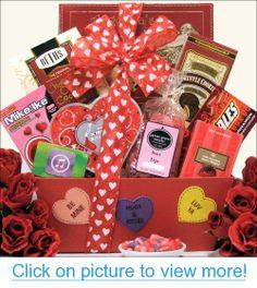 GreatArrivals Gift Baskets Ivalentine Fun Valentine's Day Gift Basket for Tweens and Teens, 3 Pound #GreatArrivals #Gift #Baskets #Ivalentine #Fun #Valentines #Day #Basket #Tweens #Teens #Pound