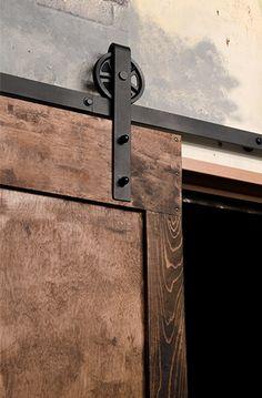 スライディングドアレール - ロートアイアン製品|メタルクリエイト