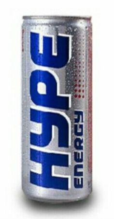 Blu Energy Drink Sugar Free Can Layout 250ml North