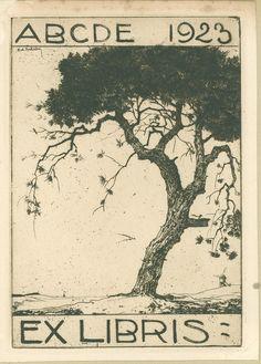 Ex Libris, 1923