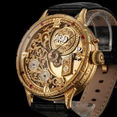 Old Pocket Watches, Rolex Watches, Wrist Watches, Vintage Watches, Bellisima, Skeleton, Band, Accessories, Clocks