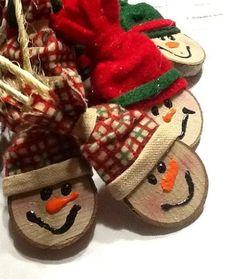 Snowman ornaments                                                                                                                                                                                 More