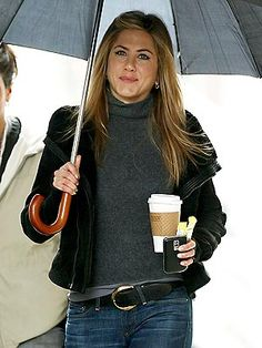 RAIN DELAY photo | Jennifer Aniston
