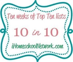 xSimply Living...For Him: Top 10 Words of Wisdom for a New Homeschooler