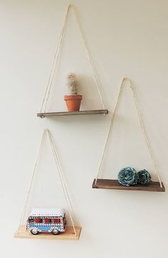 floating wall shelf swing shelves nursery decor set of