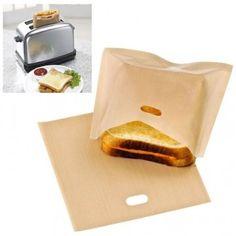Kyz Kuv Reusable Toaster Bag Sandwich Bags Non Stick Bread Bag Toast Heating Food Bags No description (Barcode EAN = 5054896452332). http://www.comparestoreprices.co.uk/december-2016-4/kyz-kuv-reusable-toaster-bag-sandwich-bags-non-stick-bread-bag-toast-heating-food-bags.asp