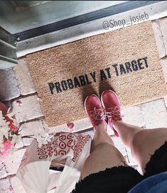 Probably At Target Doormat Doormats Home Decor Target