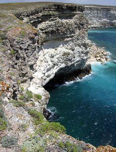 Crimea, Ukraine, Black sea