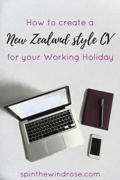 Are you coming to New Zealand on a working holiday visa? Click the link to learn how to write a New Zealand style CV