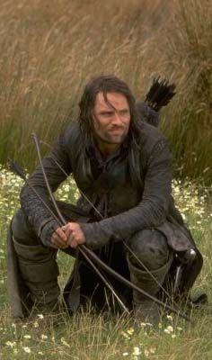 Viggo Mortensen est Aragorn