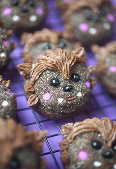 Werewolf Cookies | Bakerella