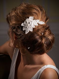 Royal Wedding Hair. Make your hair as beautiful as your wholesale diamonds! [ 1diamondsource.com ] #hair #diamond #quality