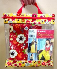 This is a wonderful project bag pattern. Already made a few of them.
