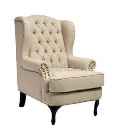 Мебель LeHome - Прованс, Арт деко, французский стиль, french style - Кресло A114