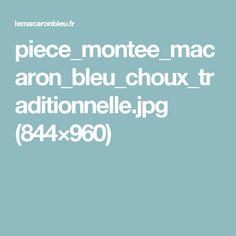piece_montee_macaron_bleu_choux_traditionnelle.jpg (844×960)
