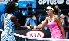 Venus Williams Defeated at Australian Open By Teen Player The new star Sloane had shown that the newer generation plays better and has the capabilities to defeat any champion.