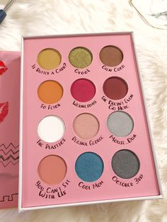 The Best Beauty Products - December 2018 - Just Me Growing Up - Storybook x Mean Girls Eyeshadow Palette - Buy Makeup Online, Makeup To Buy, Diy Beauty, Beauty Makeup, Eye Makeup, Beauty Tips, Makeup Art, Makeup Brushes, Beauty Hacks