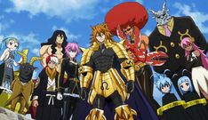 fairy tail all zodiac episodes 208