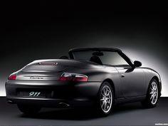Porsche 911 carrera 996 1998