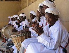 Gnaoua Music Village in Merzouga. Open Doors Morocco