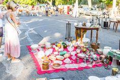 Check out our latest trip to Villeneuve-les-Avignon market #inspiration #France #home #interiors
