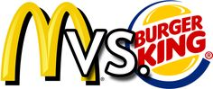 I go to both of those places.sooo,which place is best to go to? Mcdonalds or BurgerKing