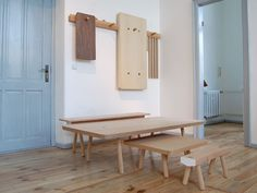 "Studio Gorms ""Wood Peg"""
