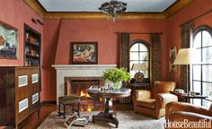 Tour+a+1920s+Spanish+Colonial+Revival+House+With+Warmth+and+Romance  - HouseBeautiful.com