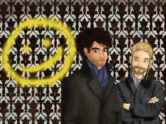 Fili/Kili+as+Sherlock/John+by+Krystal91.deviantart.com+on+@deviantART