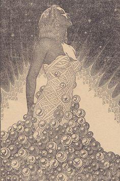 Fantastic Mysteries / Illustration 5; http://flic.kr/p/nWsAK3