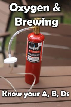Control oxidation to improve your beer quality. #homebrewing