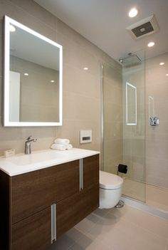 Wetherby Place   Boston, MA   Contemporary   Bathroom   Boston    Porcelanosa USA