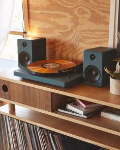 """5,582 Likes, 34 Comments - Urban Outfitters Men's (@urbanoutfittersmens) on Instagram: """"Sounds good, looks good. The EP-33 Bluetooth Turntable With Speakers is now available exclusively…"""""""