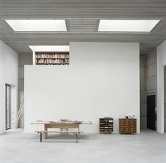 Berlin Practice Sauerbruch Hutton Renovated And Extended A Former Prussian Military Uniform Factory To Accommodate Its Own Offices An Artist S Studio