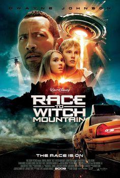 Race to Witch Mountain ~ Starring Dwayne Johnson, AnnaSophia Robb, and Alexander Ludwig. All Movies, Family Movies, Movies To Watch, Movies Online, Movie Tv, Iconic Movies, Movie List, Disney Films, Disney Dvd