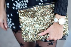 You can never have enough sequins.