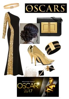 """""""All That Glitters"""" by carver-debra ❤ liked on Polyvore featuring Elizabeth Kennedy, STELLA McCARTNEY, GUESS, Madyha Farooqui and Vita Fede"""