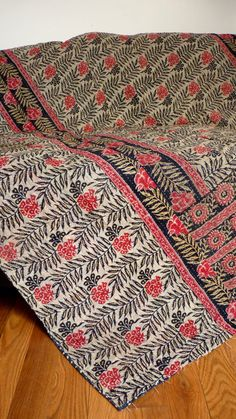 These beautiful vintage blankets have been made using gorgeous recycled fabrics. They have been hand sewn together using tiny embroidery stitches