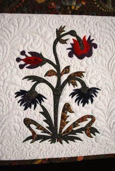 William Morris in Quilting: Quilt Convention Part Two