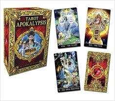 Apokalypsis Tarot Kit: Amazon.es: Kim Huggens, Erik C. Dunne: Libros en idiomas extranjeros
