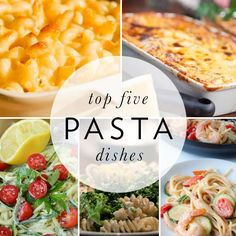 Five Incredible Pasta Dishes You Need To Cook | Real Women of Philadelphia