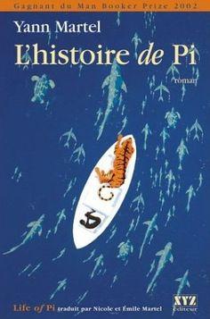 L'histoire de Pi  Traduit par les parents de l'auteur. Spécial, quand même...