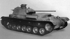 A-44 - Soviet medium tank prototype. The project was begun in April 1941. Idea behind it was to create multipurpose platform that could be easily modified in to different vehicles. Engine was in front on the right of the machine gun gunner, left side middle was passage between driver and fighting compartment while the transmission was in front. The prototype was scheduled to be built by the beginning of 1942. However, the project was discontinued due to the outbreak of the Soviet-German war.